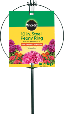 Miracle-Gro® Steel Peony Ring