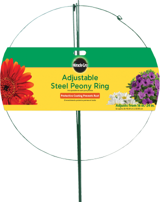 Miracle-Gro® Adjustable Plant Support Ring