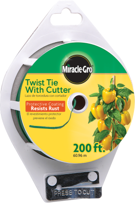 Miracle-Gro® Twist Tie Roll with Cutter