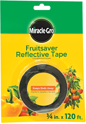 Miracle-Gro® Fruit Saver Reflective Tape