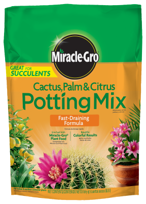 Miracle-Gro® Cactus, Palm & Citrus Potting Mix