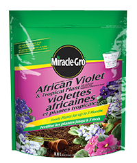 Miracle-Gro® African Violet and Tropical Plant Potting Mix 0.18-0.06-0.12