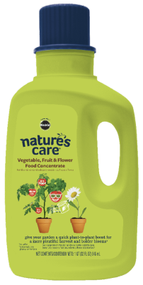 Nature's Care® Vegetable, Fruit & Flower Food Concentrate