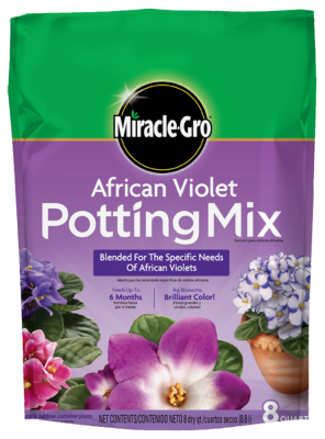 Miracle-Gro® African Violet Potting Mix