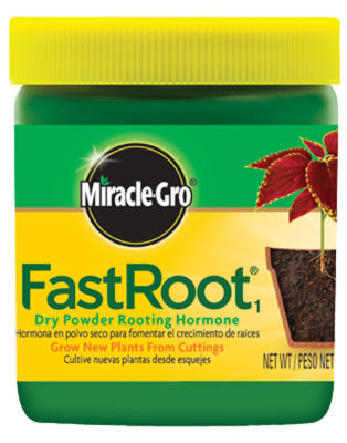 Miracle-Gro® FastRoot₁® Dry Powder Rooting Hormone