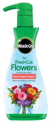 Miracle-Gro® For Fresh Cut Flowers
