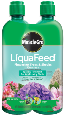 Miracle-Gro® LiquaFeed® Flowering Trees & Shrubs Plant Food