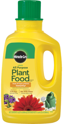 Miracle-Gro® Liquid All Purpose Plant Food