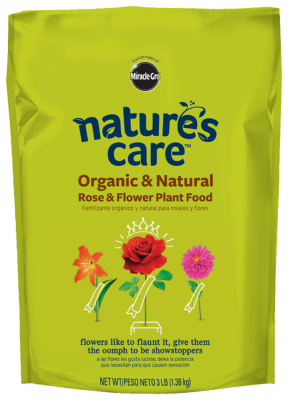Nature's Care® Rose & Flower Plant Food