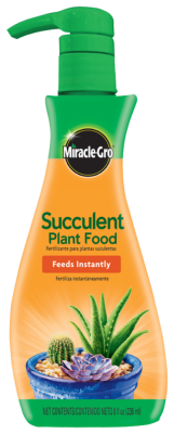Miracle-Gro® Succulent Plant Food