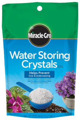 Miracle-Gro® Water Storing Crystals