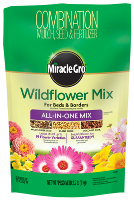 Miracle-Gro® Wildflower Mix
